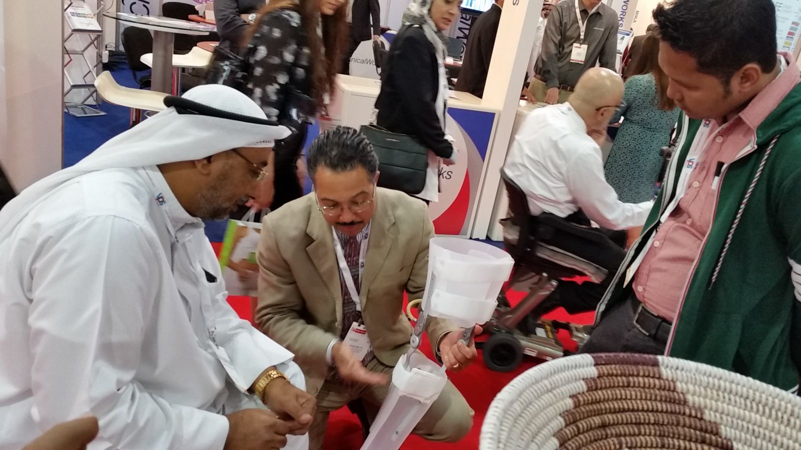 DUBAI HEALTH FAIR 2016